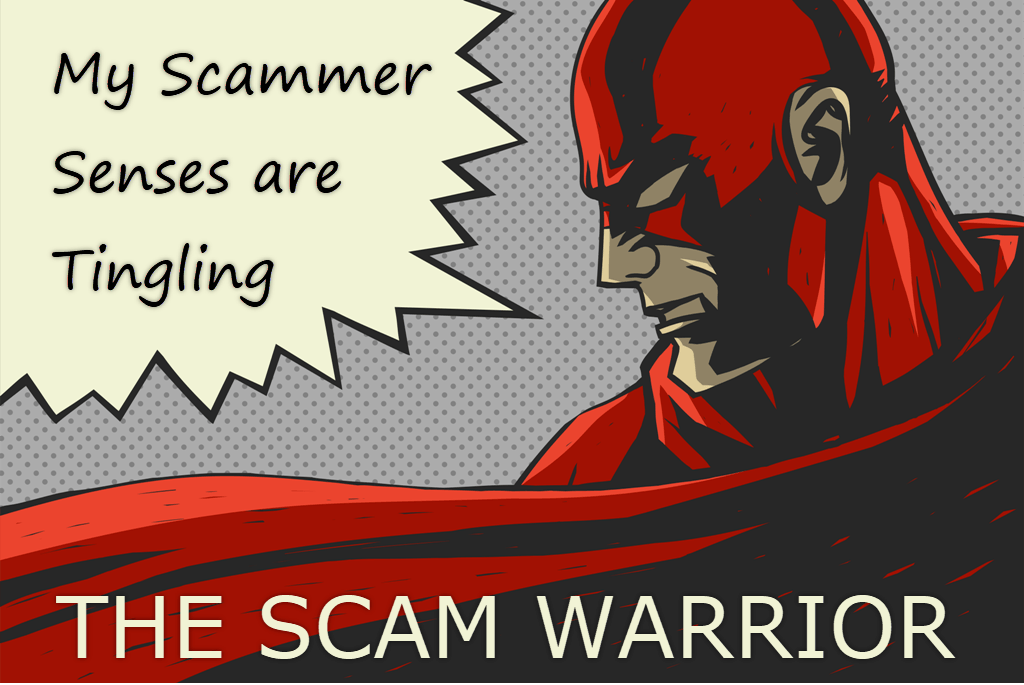 The Scam Warrior