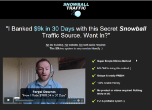 Snowball Traffic
