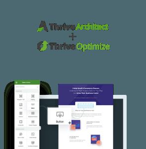 Thrive Architect + Thrive Optimize