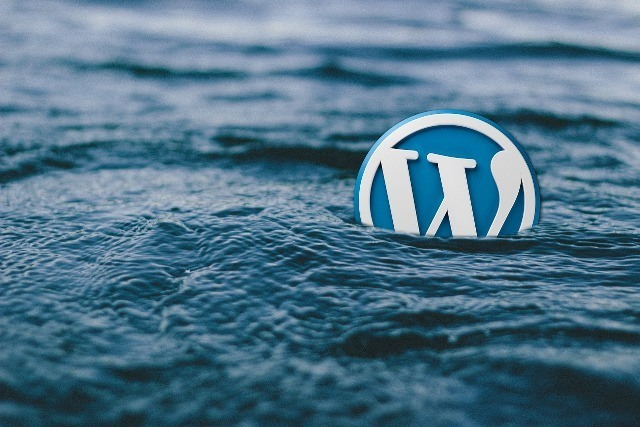 WordPress Sinking